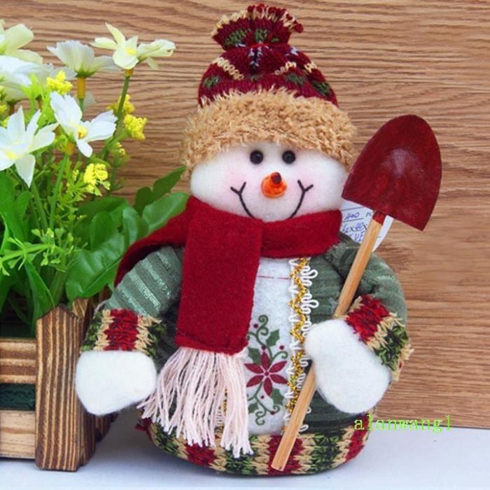 beau p re no l de renne de no l de bonhomme de neige statue d coratif ornements cadeau achat. Black Bedroom Furniture Sets. Home Design Ideas