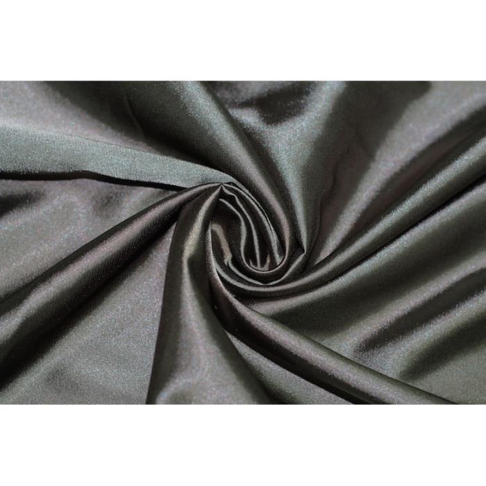 tissus satin achat vente tissus satin pas cher cdiscount. Black Bedroom Furniture Sets. Home Design Ideas