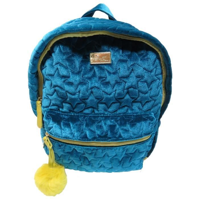"""Betsey Johnson Luv Betsey Sac à dos, taille 13 """"x10"""" x5.5"""" , couleur Teal DNUOY"""
