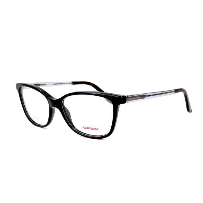 Lunettes de vue Carrera CA 6646 -3L3 Noir - Gris transparent - Achat ... 6091492087a7
