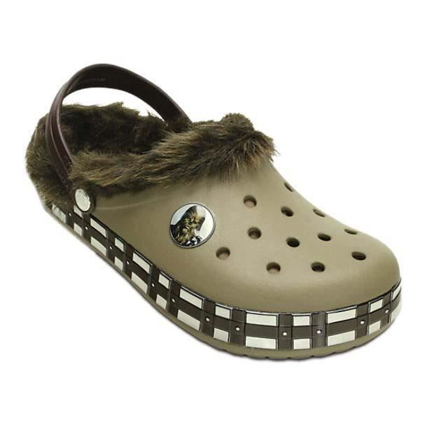 e6f72609750 CHAUSSURES MULTISPORT Chaussures homme Clogs Crocs Cb Star Wars Chewbacc