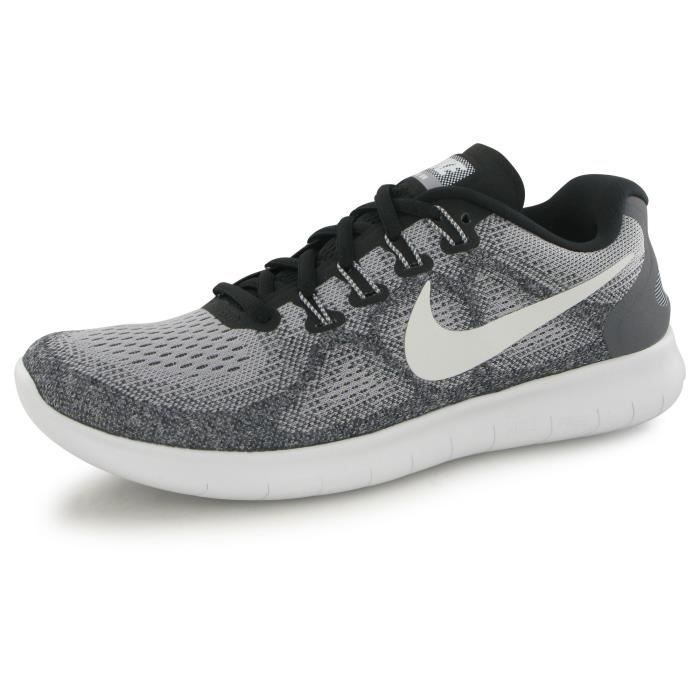 hot sale online ccb0f f70b5 BASKET Nike Free Rn gris, baskets mode homme