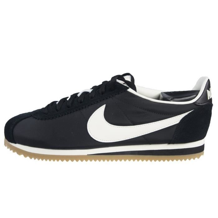 new products 515b7 9acfb BASKET Chaussures Nike Classic Cortez Nylon Prem