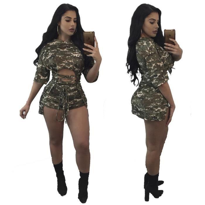 Grande Taille S Jupe De Vetement Robes Xxxl Été Femmes Sportif Marque Luxe Et Camouflage Serrée Printemps Loisirs Style EH9IYeWD2