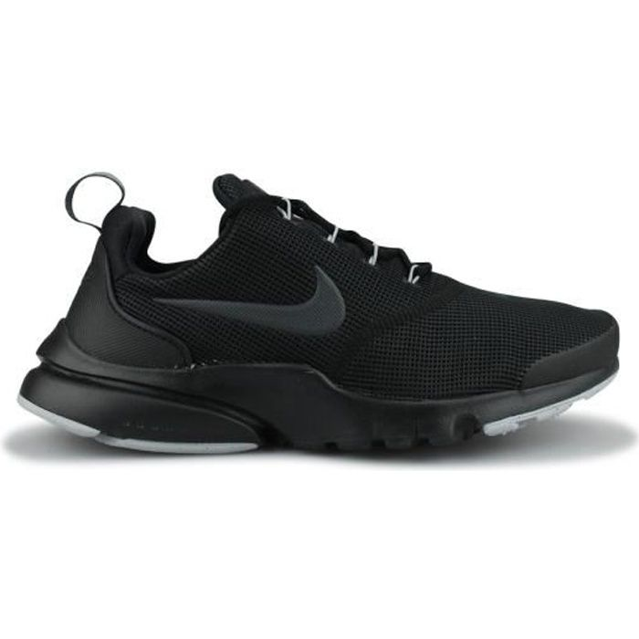 best service fd98e 46f38 Baskets Nike Presto Fly Junior Noir
