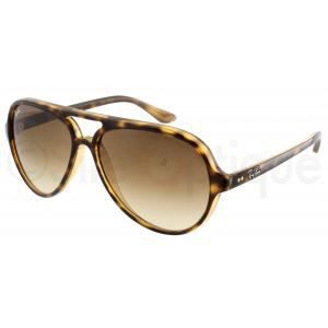 Lunettes Ray Ban RB 4125 CATS5000 710-51 Marron - Achat   Vente ... a8dbe42f2cad