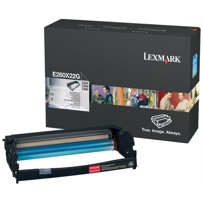 LEXMARK Kit Photoconducteur - E260, E360, E460  - 30.000 pages - Pack de 1