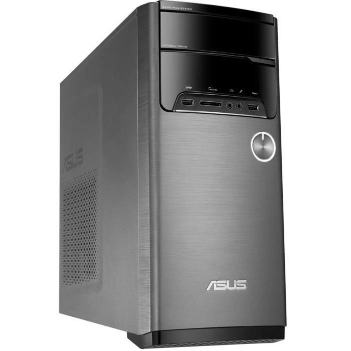ASUS PC de Bureau Gamer M32CD-K-FR022T - 8Go RAM - Intel Core i5 - GeForce GTX1060 - Stockage 1To + 128Go SSD - sans écran