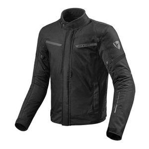 BLOUSON - VESTE REVIT Blouson Moto Lucid Noir