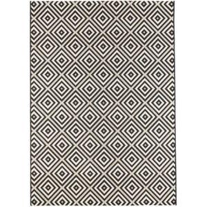 TAPIS LIZA Tapis de salon tissé plat Ethnic 160x230 cm