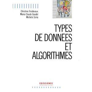 AUTRES LIVRES Types de donnees et algorithmes