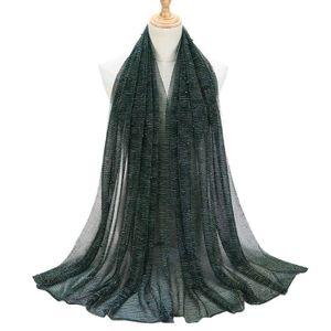 ECHARPE - FOULARD 14ème foulard couleur stretch ongles en soie dorés 429506402f9
