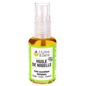 HUILE - LAIT MASSAGE Huile de Nigelle bio 30 ml