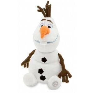 PELUCHE DISNEY Olaf en peluche - Frozen - Moyen - 13 1-2 '