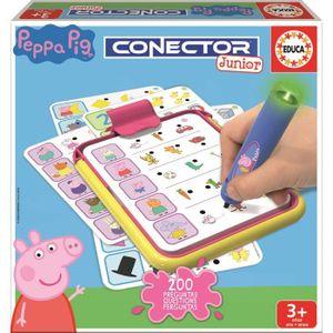 QUESTIONS - REPONSES PEPPA PIG Conector Junior