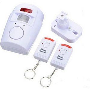 ALARME AUTONOME Alarme avec détecteur de mouvement et télécommande