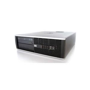 UNITÉ CENTRALE  HP Compaq Elite 8200 DT - 8Go - 250Go - Linux