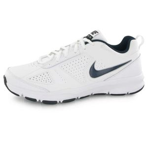 chaussures marche active homme t-lite xi blanc nike