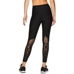 DERBY Women's Active Workout Yoga 7-8 Ankle Legging With
