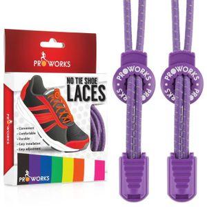 LACET  Proworks Lacets Elastique Autobloquants Lacets Pou