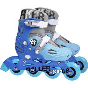 PATIN - QUAD STAMP Roller en ligne Enfant Garçon Ajustables 30