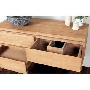 meubles suspendus salle de bains achat vente pas cher. Black Bedroom Furniture Sets. Home Design Ideas