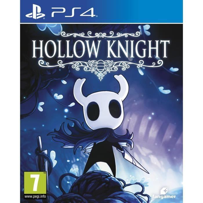 JEU PS4 Hollow Knight Jeu PS4