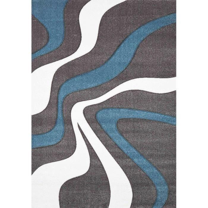 salon gris et bleu turquoise good salle de bain bleu