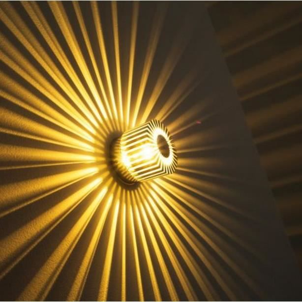 applique murale design clairage de couloir spot en m tal lampe murale achat vente applique. Black Bedroom Furniture Sets. Home Design Ideas