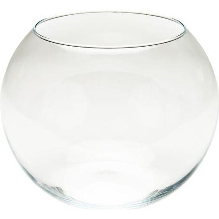 Aquaboule 230 aquarium en verre pour poisson achat for Prix aquarium rond