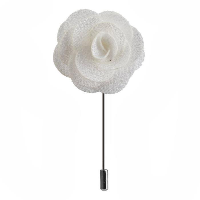 fleur a la boutonniere achat vente pas cher cdiscount. Black Bedroom Furniture Sets. Home Design Ideas
