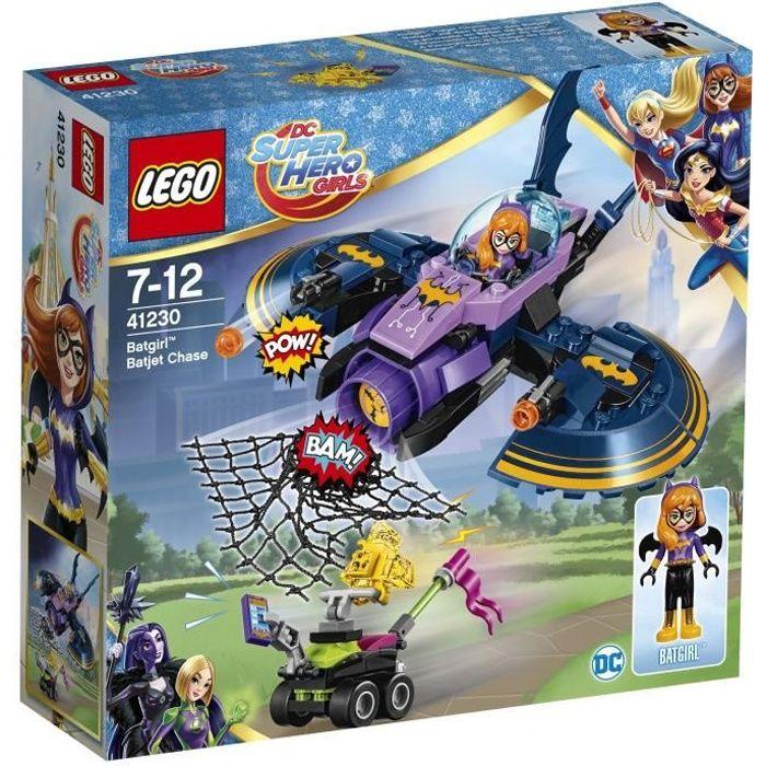 41230 Hero De Dc Batjet Batgirl Lego Girls Super Le 34L5jRqA