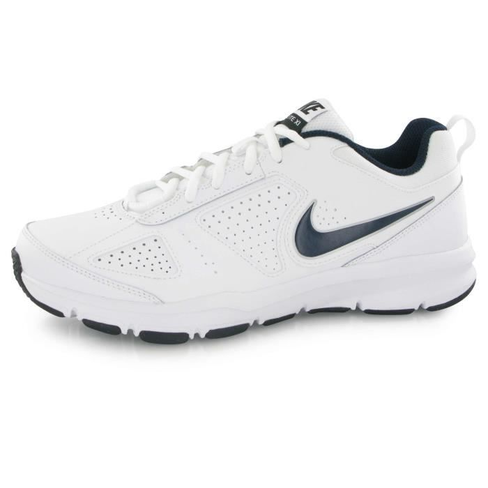 the latest 4630c 13113 Nike T Lite 11 blanc, chaussures indoor homme