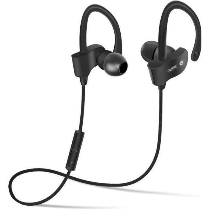 Oreillette Bluetooth 41 Sans Fil Sport écouteurs Intra Auriculaires