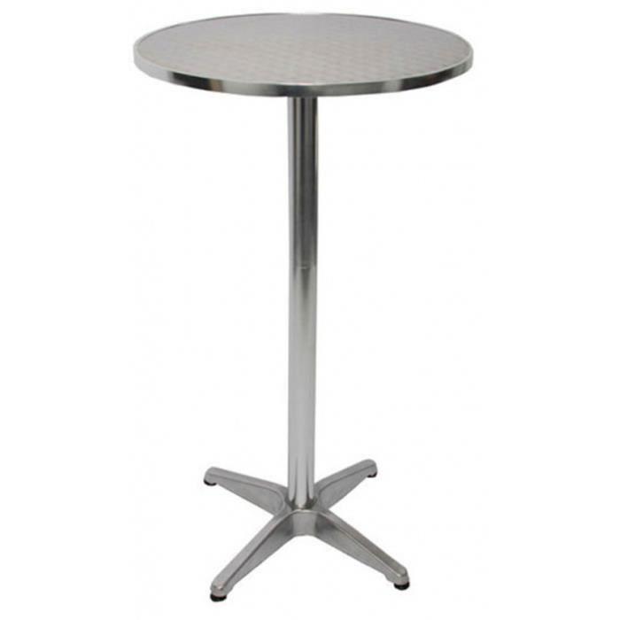 table en aluminium pliable et r glable en haute achat. Black Bedroom Furniture Sets. Home Design Ideas