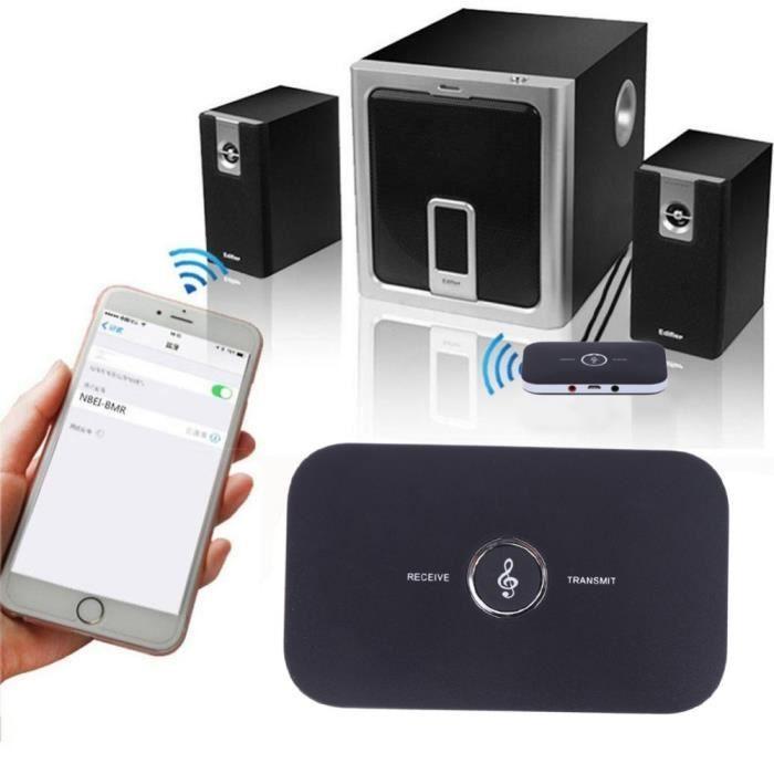 Récepteur audio 2-en-1 Wireless Bluetooth 2.1 Transmetteur audio R