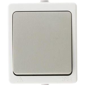 interrupteur poussoir exterieur achat vente interrupteur poussoir exterieur pas cher cdiscount. Black Bedroom Furniture Sets. Home Design Ideas