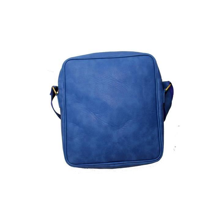 Mens Men, Women, Boys, Girls Casual, Formal Blue Leatherette Sling Bag UCMLH