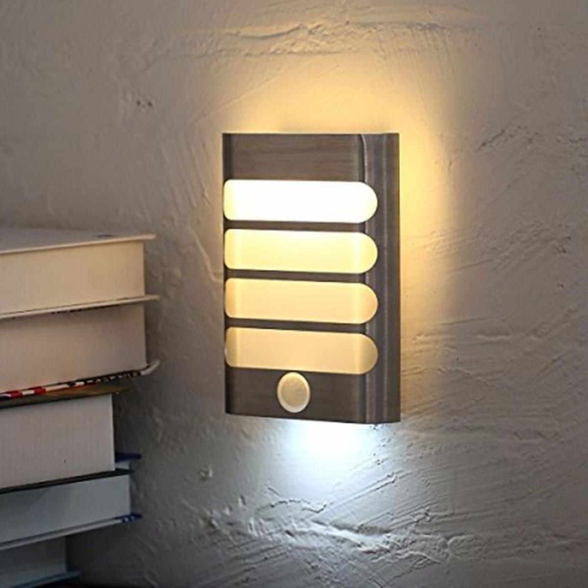 eclairage sans fil pour placard top with eclairage sans. Black Bedroom Furniture Sets. Home Design Ideas