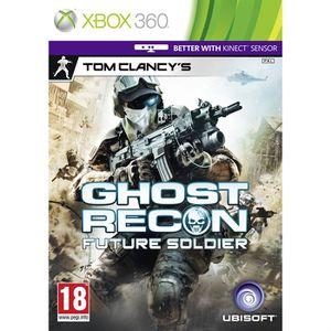 JEU XBOX 360 Ghost Recon Future Soldier - Jeu Xbox 360