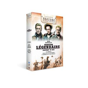 DVD FILM DVD Coffret Kirk Douglas : el perdido ; seuls s...