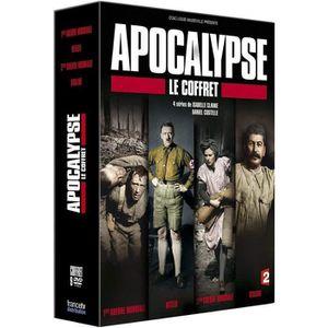DVD DOCUMENTAIRE Apocalypse - Le Coffret 9 DVD (DVD)