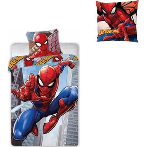 COUSSIN Coussin Spiderman marvel 40 cm