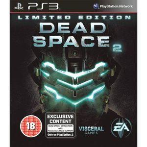 JEU PS3 Dead space 2 - édition limitée (jeu PS Move)