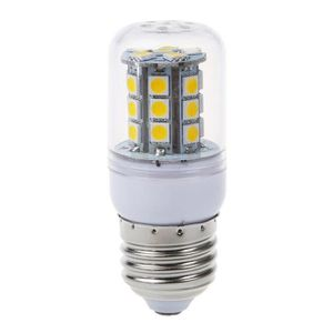 AMPOULE - LED E27 5W 27 LED 5050 SMD Ampoule Lampe Spot Mais Lig