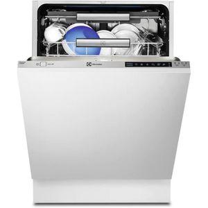 LAVE-VAISSELLE Lave vaisselle tout integrable 60 cm  ESL 8610 RO