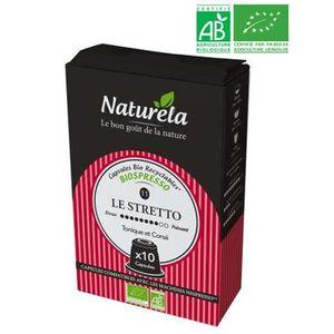 CAFÉ - CHICORÉE Caps.naturela stretto biox10