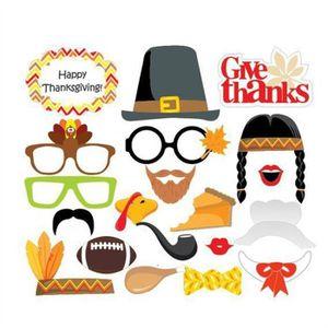 ETAI 20 pcs Thanksgiving Party Décoration Fournitures P