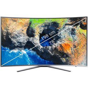 Téléviseur LED SAMSUNG UE78KU6500 TV UHD 4K 198 cm (78