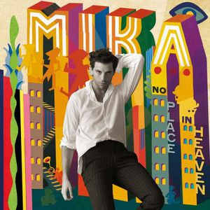 CD POP ROCK - INDÉ No place in heaven by Mika (CD)